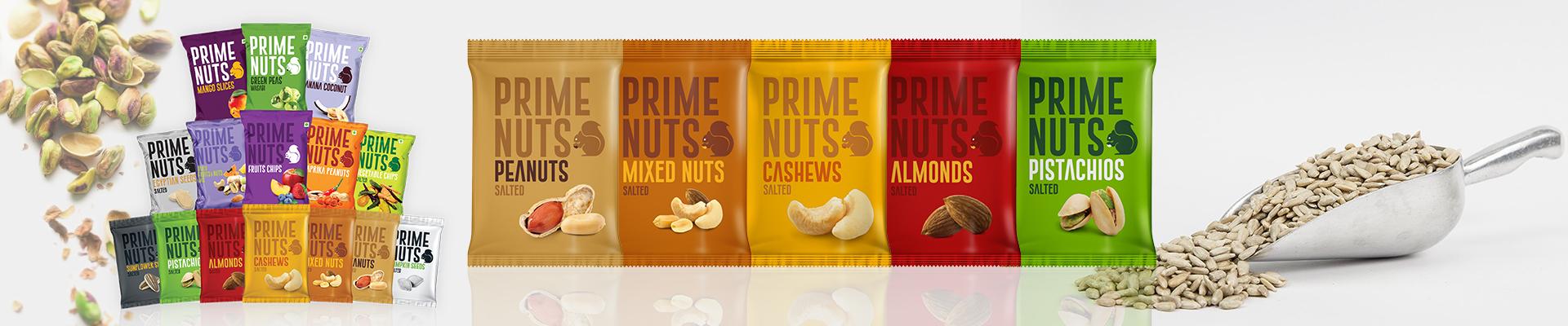 Prime Nuts Online Store | Premium Quality Nuts in UAE
